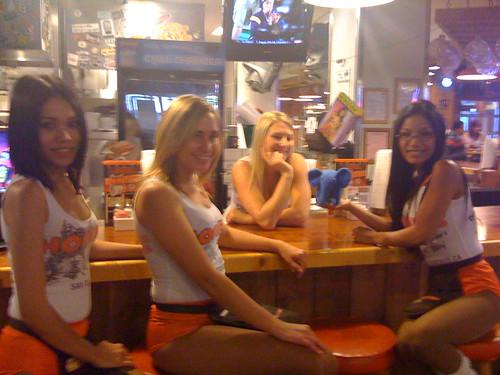 ElePHPant en el bar