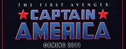 captain america the first avenger logo