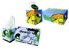 Kleenex Box Project From College (Johnk85) Tags: college design kleenex graphic tissue jerusalem boxes hadassah johnk85