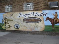 Joseph Nicollet by Bernie Gietl and Randy Szarzynski