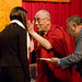 Dalai Lama visit