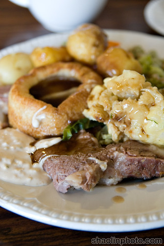 Roast Beef Carvery