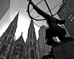 San Patrick Cathedral by  	 El Abogado de la Gran Ciudad, on Flickr