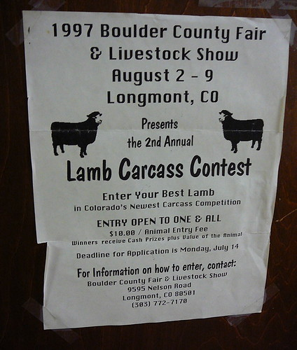 enter your best lamb