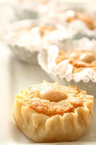 Dziriettes / Almond Tartlets