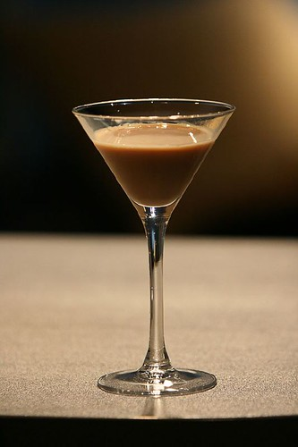 Спишем на стрес.  Чоколэйт Кармел Мартини (Chocolate Carmel Martini)