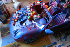 Toy Art Car Project 2008