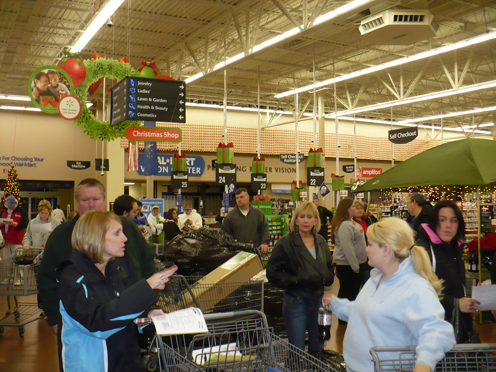 The World\'s Best Photos of christmasshopping and walmart - Flickr ...