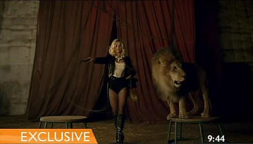 Britney Spears Circus león