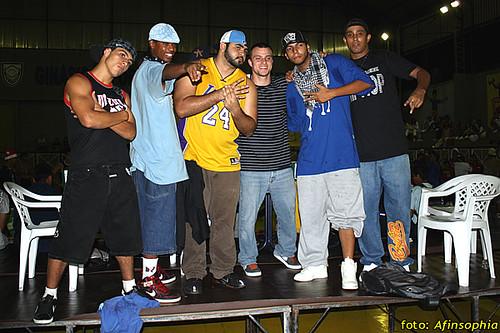 Hip-Hop Batalha 07 por você.