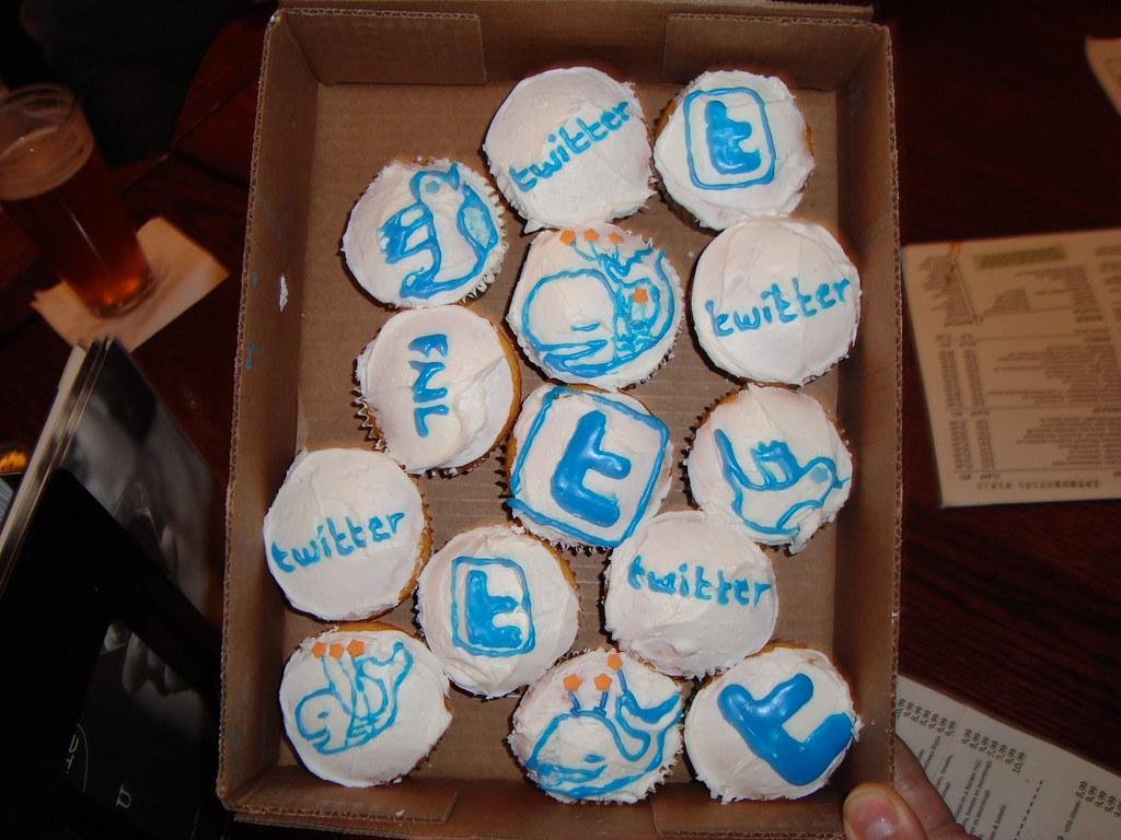 Twitter Cakes