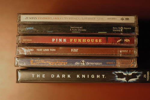 Justin Timberlake, Jamiroquai, Pink, Clueso, Fanta4, Batman