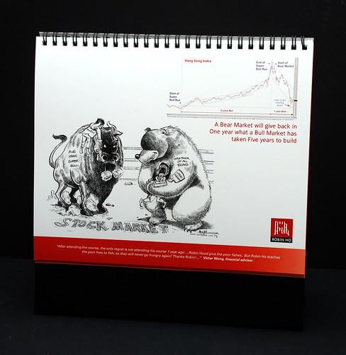 Trader's Calendar 2009 -4