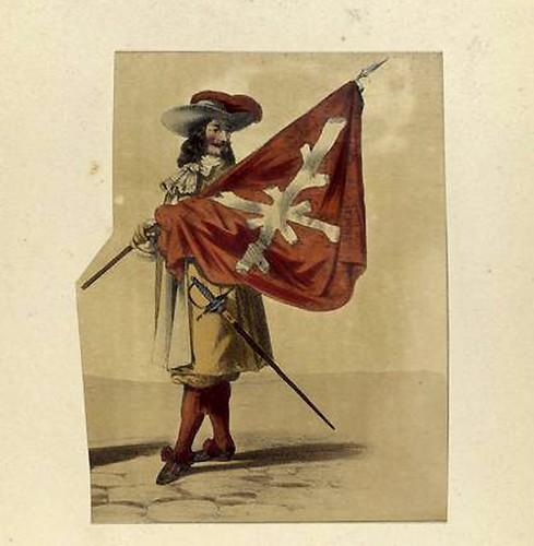 018a-Alferez de infanteria 1668