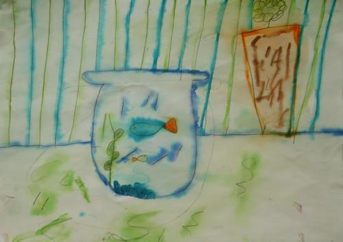 Rodney's fish bowl