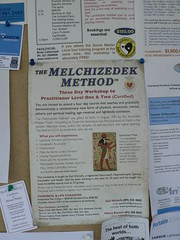 The Melchizedek Method was gifted to Earth in August 1997