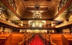 Take a Seat (mattsantomarco) Tags: church praying landmarks spirits holy rows hdr relgion