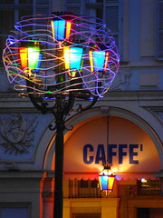 Dopo le feste ci vuole proprio un buon caff!  -  After the festivities it wants a good coffee indeed to us! (Cristina 63) Tags: italy torino europa europe italia explore piemonte coffeehouse turin caff piedmont piazzasancarlo lucidartista sancarlosquare artistlights everythingitalian artofimages