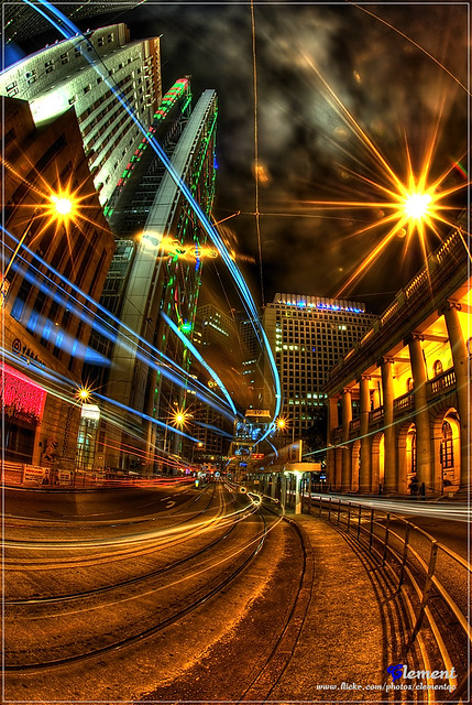 HDR :: Hong Kong by Clementqc, on Flickr