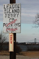 League Island Ferry Co. (Harpo42) Tags: old bridge abandoned sign ferry wwii nj lot forgotten redbank southjersey delawareriver stateborder navalyard gloucestercounty leagueisland soupyisland ussleagueisland