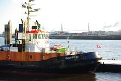 Bugsier  20 (IMO: 9158484) (jens.lilienthal) Tags: port harbor ship ships hamburg tugboat tug 20 hafen elbe imo schlepper oevelgnne museumshafen hafenschlepper bugsier 9158484