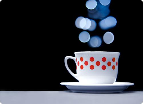 A cup of bokeh, please / Egy bögre bokeh-t, legyen szíves by Zitaaa.