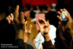 Praying Allah, during Ashura.. (Dr. Hani) Tags: islam praying shia ashura doaa   muharam      muharam1430 prayinggod prayingallah  1430
