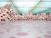 Dots (HannyB) Tags: red white reflection green museum interestingness rotterdam mirrors 100v10f exhibition dots reflexions yayoikusama boijmansvanbeuningen 30faves30comments300views phallisfield