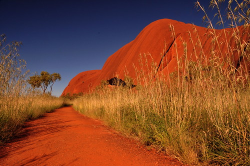 The Rock Tour - Uluru