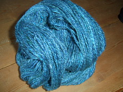 sea green yarn