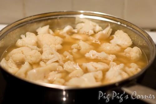 cauliflower mushroom linguine5