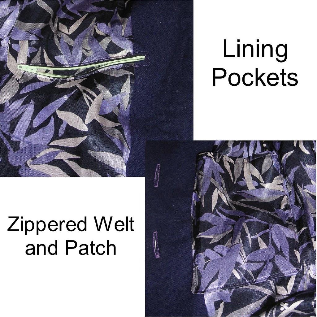 Lining Pockets