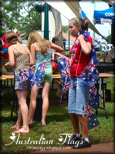 Pictures Of Australia Day. Australia Day Celebration