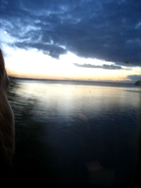 Puget Sound!