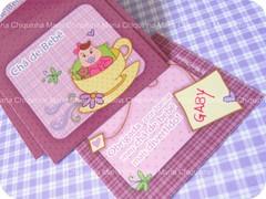 Card Chá de Bebê!