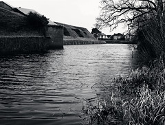 Fort Brockhurst Moat