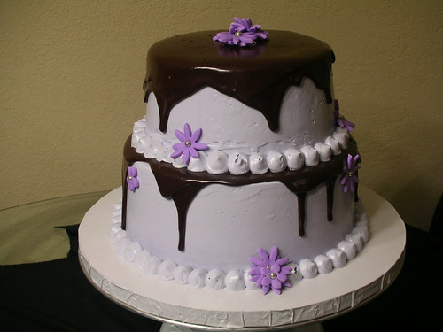 Lavendar and Ganache