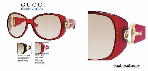 cucci güneş gözlüğü modeli