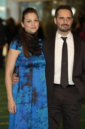 Leonor Watling y Jorge Drexler en los Premios Goya 2009_2
