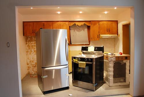new appliances
