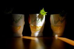 Good Morning (127/365) (Wondermonkey2k) Tags: shadow sun flickr cups 365 project365