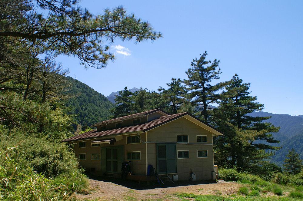 南湖大山day2-52 雲稜山莊