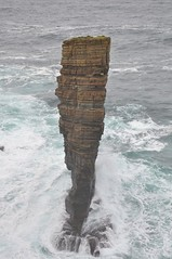 North Gaulton Castle (Paul Sammonds) Tags: sea castle orkney north stack northernisles gaulton