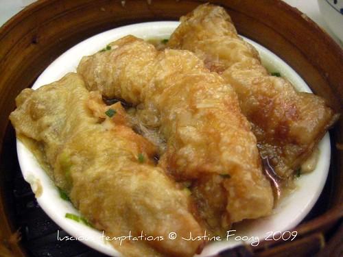 Beancurd Rolls - Chuen Cheng Ku, Chinatown