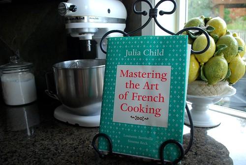Julia CHild Dinner