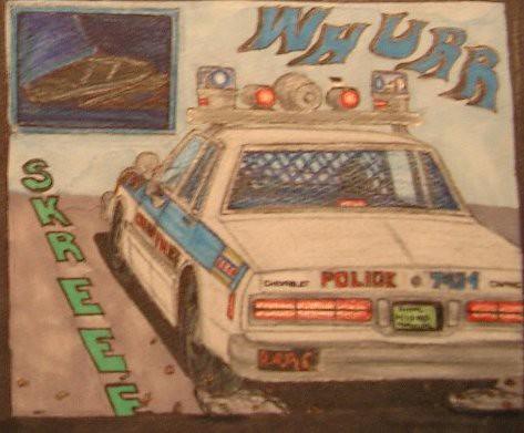 86 Chevy Caprice. CPD 1986 Chevy Caprice 9C1