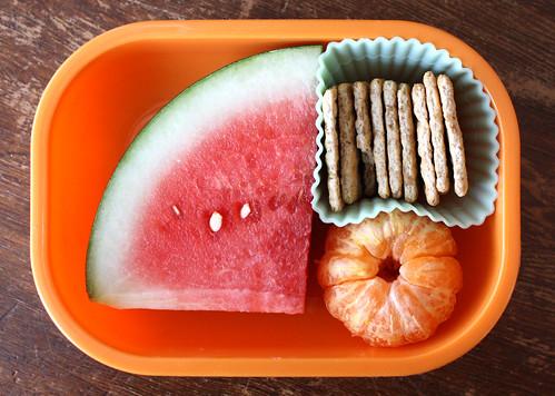Kindergarten Snack #86: April 26, 2010