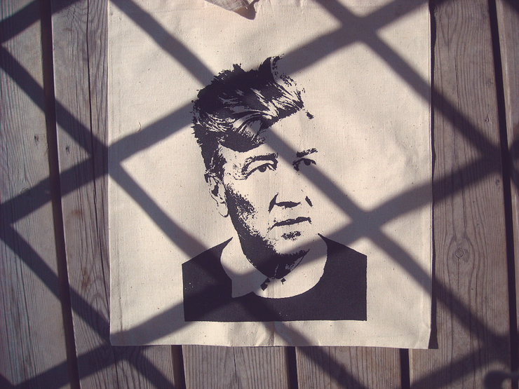 david lynch bag
