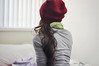 The Red Beanie (Annie Hall Photography) Tags: selfportrait anniehall 52weeksproject serend1p1tyx