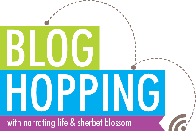 Blog Hopping Logo